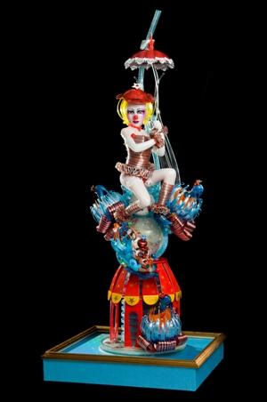 Donna Clown MALIZIA CAMPIONATO DEL MONDO 2013_300