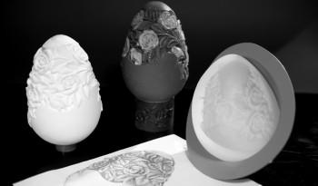lineaguscio stampi 3D in silicone alimentare