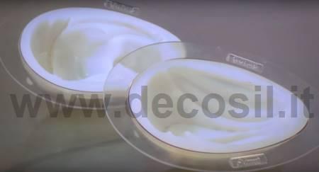 stampi in silicone lineaguscio
