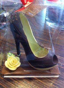 stampi scarpe in silicone