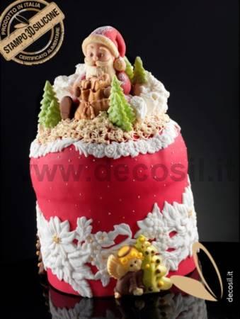 stampi per decorazioni natalizi